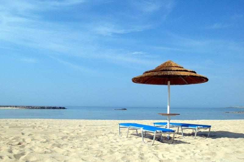 Ayia Thekla Beach in Ayia Napa Travel Guide