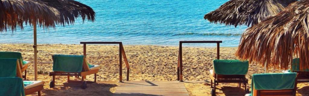 Grecian Bay Hotel in Ayia Napa beach