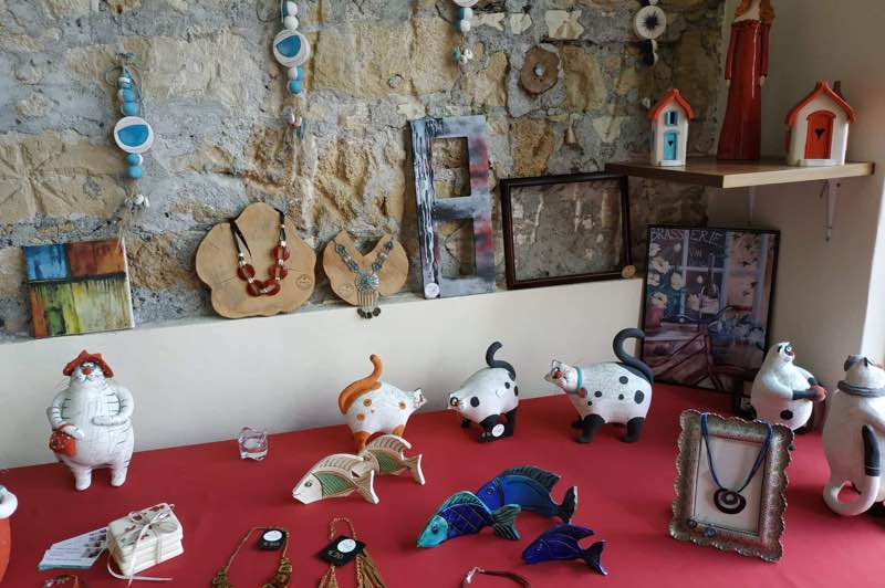 Everyday is a Gift shop in Larnaca Travel Guide