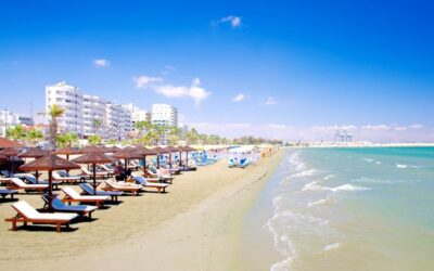 Best Beaches in Larnaca