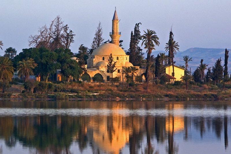 Hala Sultan Tekke in Larnaca Travel Guide