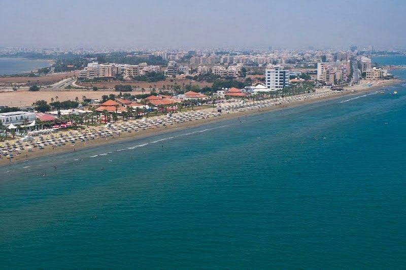 Mackenzie Beach in Larnaca Travel Guide