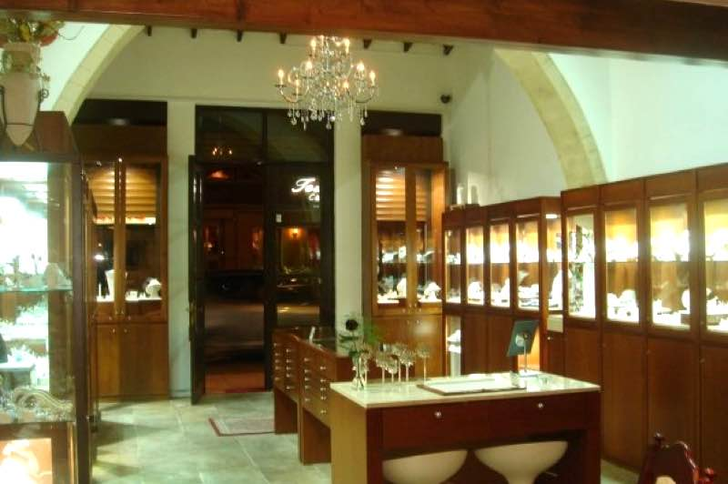 Orofino Jewellery in Larnaca