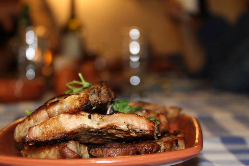Voreas Tavern in Oroklini Village in Larnaca Travel Guide