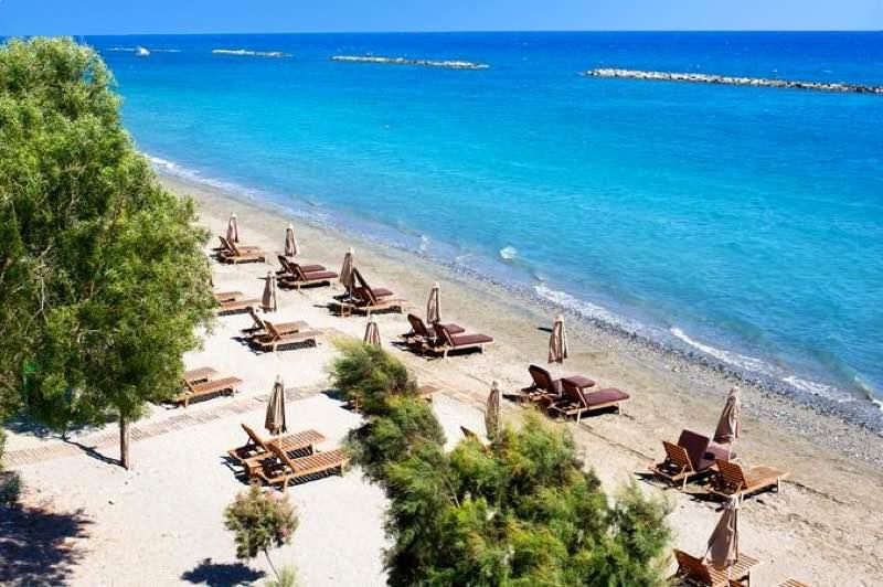 Akti Olympion Beach in Limassol Travel Guide