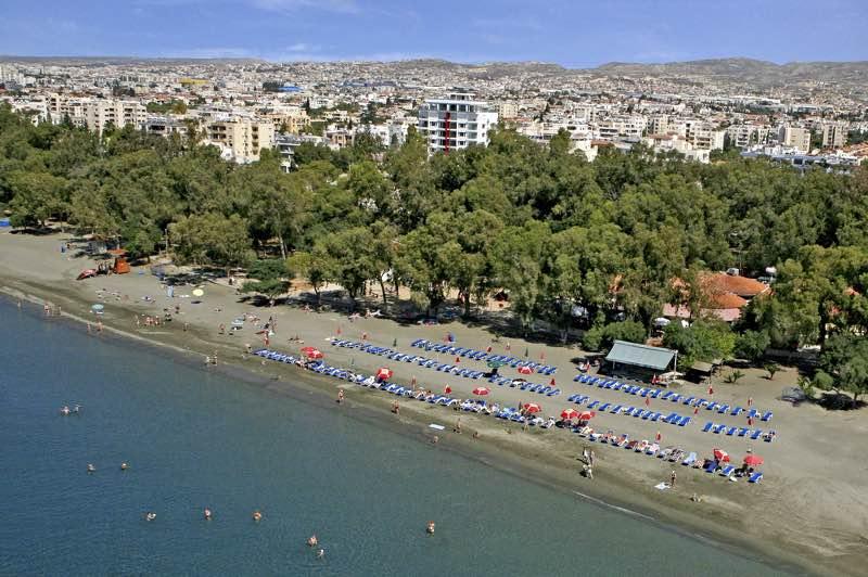 Dasoudi Beach in Limassol Travel Guide