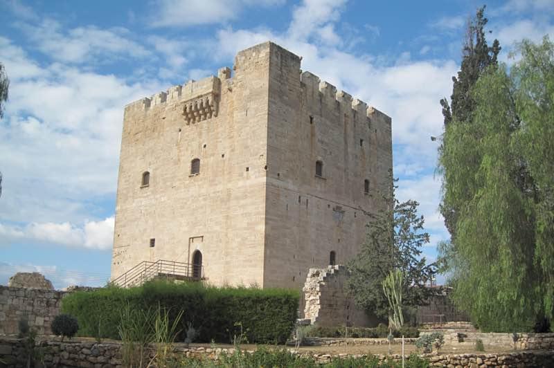 Kolossi Castle in Limassol Travel Guide