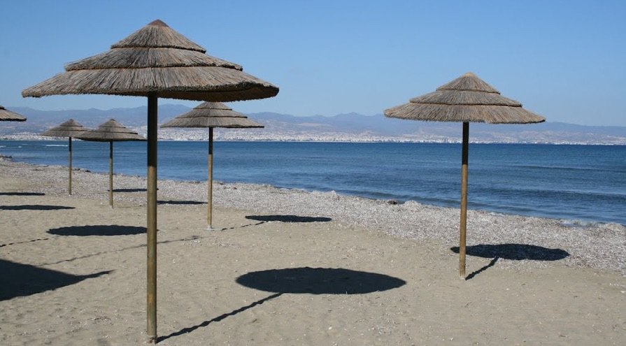 Lady's Mile Beach in Limassol Best Beaches