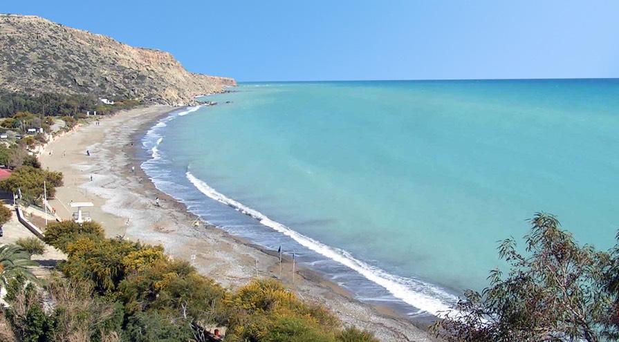 Pissouri Bay Beach in Limassol Best Beaches
