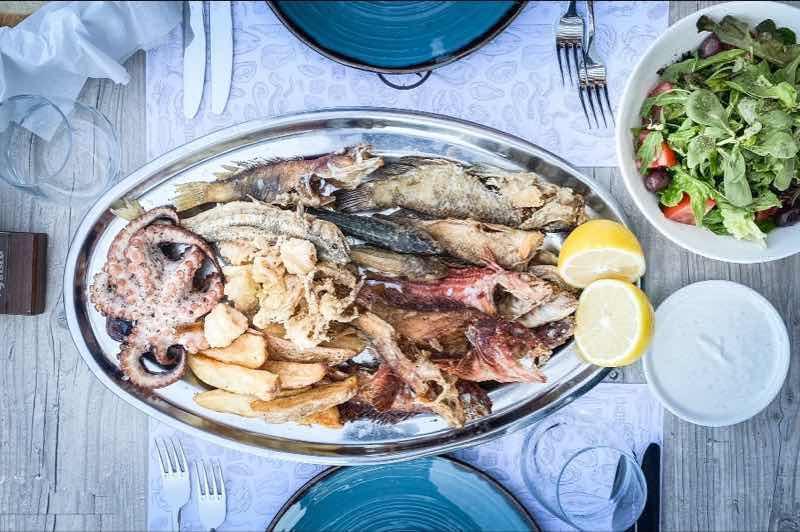 Pyxida Fish Tavern in Nicosia Travel Guide