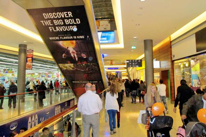 The Mall of Cyprus in Nicosia travel guide
