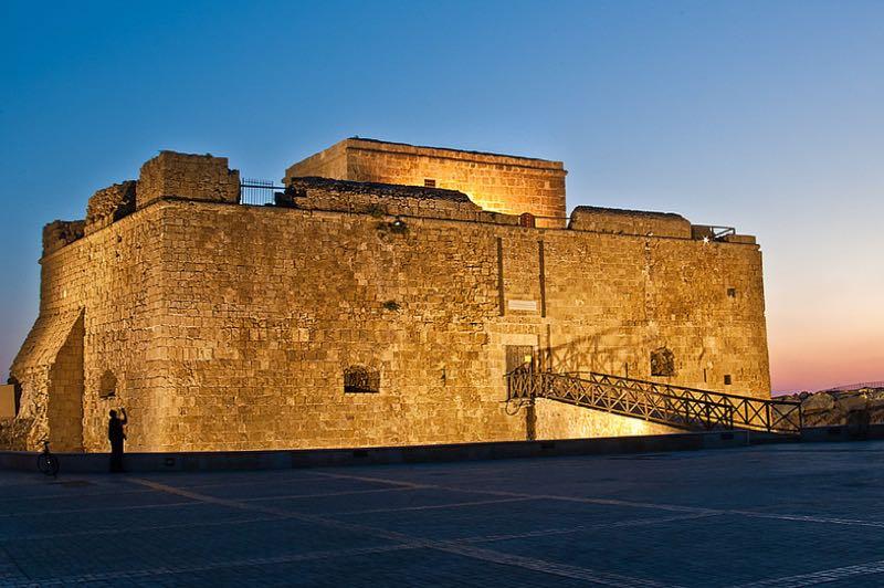 Paphos Castle in Paphos Travel Guide