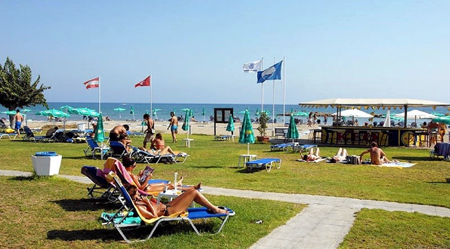 Geroskipou Municipal Beach in Paphos Best Beaches
