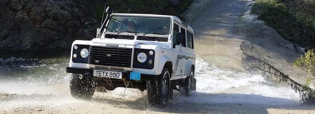 Jeep Safari to Akamas from Paphos