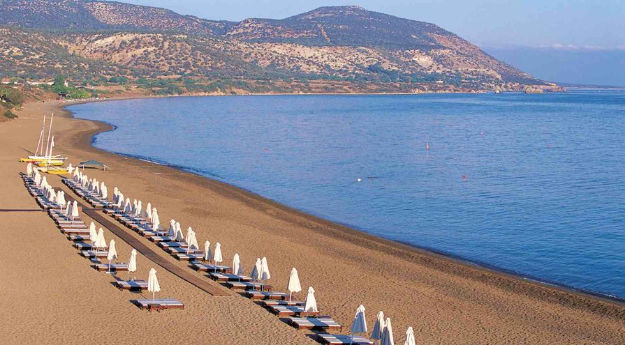 Asprokremmos Beach in Paphos Best Beaches