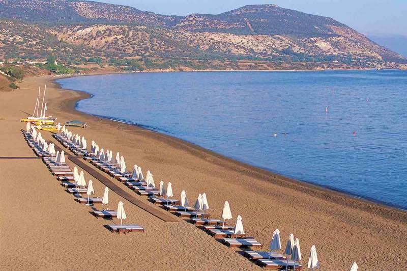 Asprokremmos beach in Paphos Travel Guide
