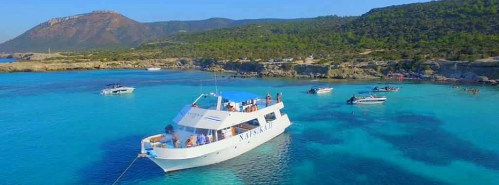Nafsika Half Day Cruise from Paphos