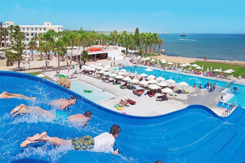 Phaethon Beach Hotel in Paphos Travel guide