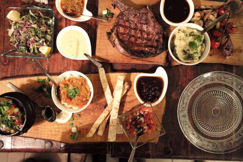 The Lodge Steak & Seafood Restaurant in Paphos Travel Guide