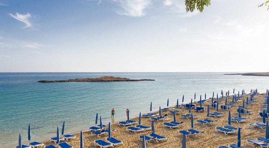 Fig Tree Bay Beach in Protaras best beaches