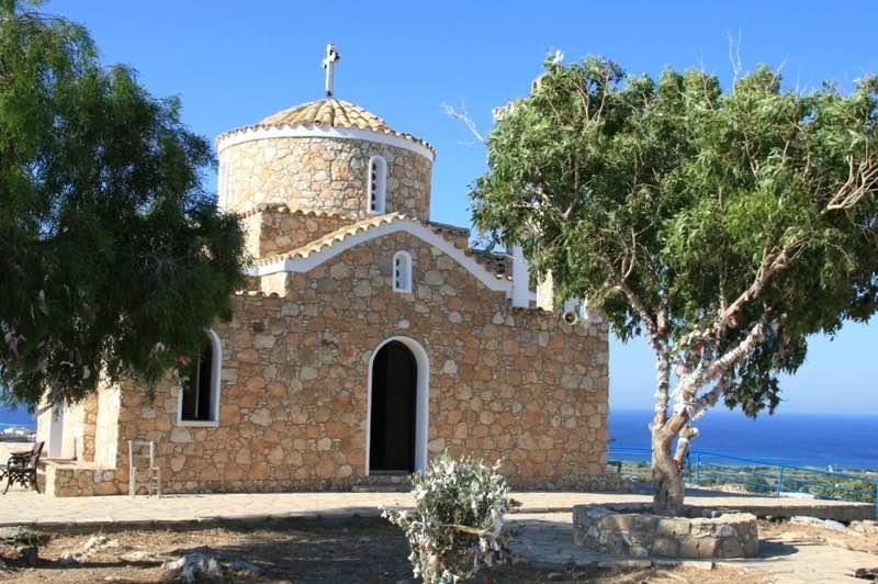 Profitis Elias Church in Protaras Travel Guide