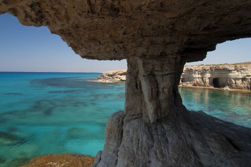 Sea Caves in Protaras Travel Guide