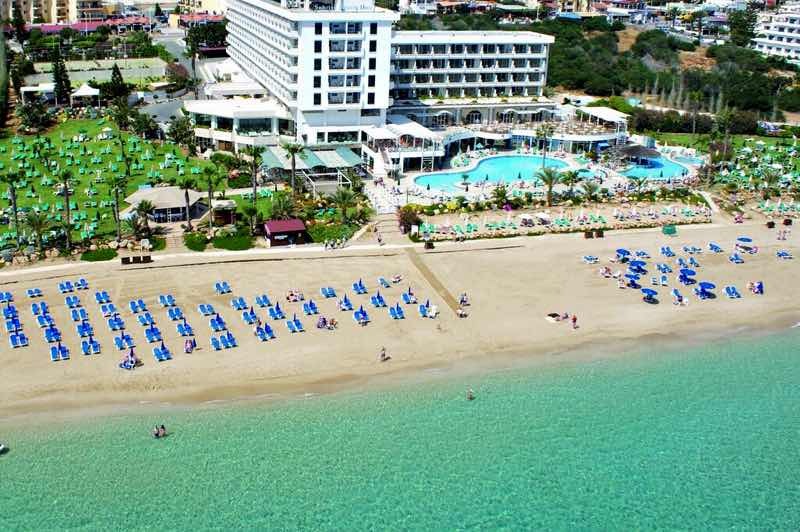 Sunrise Beach Hotel in Protaras Travel Guide