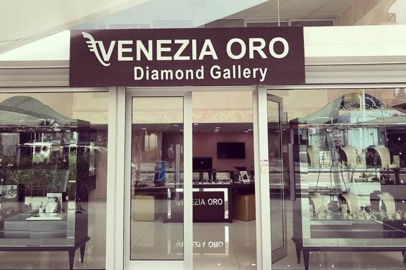 Venezia Oro Diamond Gallery in Protaras Travel Guide